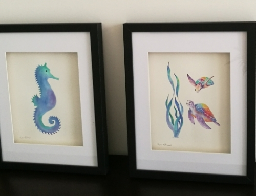 More Snazzy Sea Creatures
